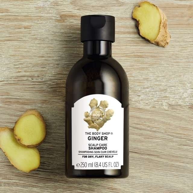 Dầu gội The Body Shop Ginger Scalp Care