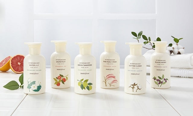 Innisfree My Perfumed Body Body Lotion