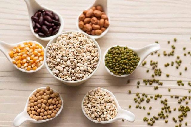 Các loại đậu cung cấp nhiều dưỡng chất tốt cho cơ thể