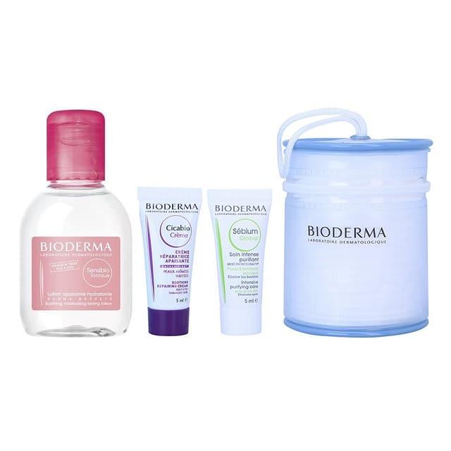 Bộ chăm sóc da dầu mụn của Bioderma