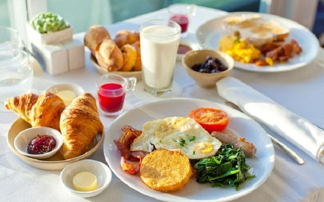 Bữa sáng là bữa ăn quan trọng nhất cho cả ngày