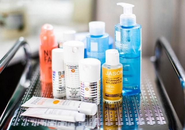 Các sản phẩm đặc trị mụn giúp da sạch mụn