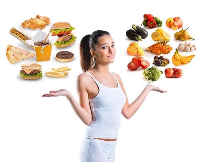 Đến tháng nên ăn gì? kiêng gì tốt cho cơ thể chị em
