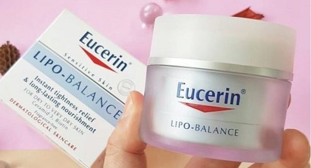 Kem dưỡng ẩmEucerin Lipo Balance