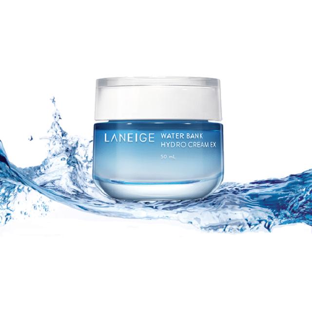 Kem dưỡng ẩm cho da mặt Laneige Water Bank