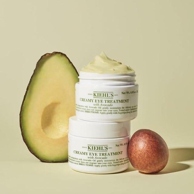 Kem dưỡng da vùng mắt Kiehl's Creamy Eye Treatment With Avocado.