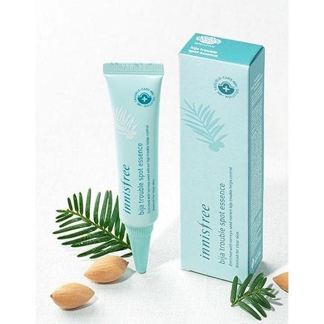 Innisfree giúp giảm mụn, mờ thâm, dưỡng ẩm cho da