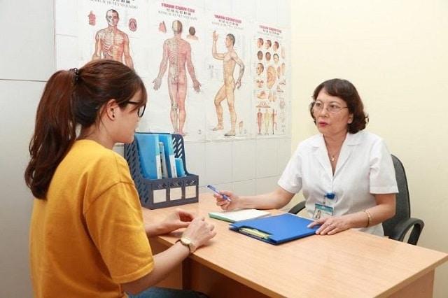 Bạn nên đến các cơ sở y tế để được thăm khám và có phương án điều trị dứt điểm