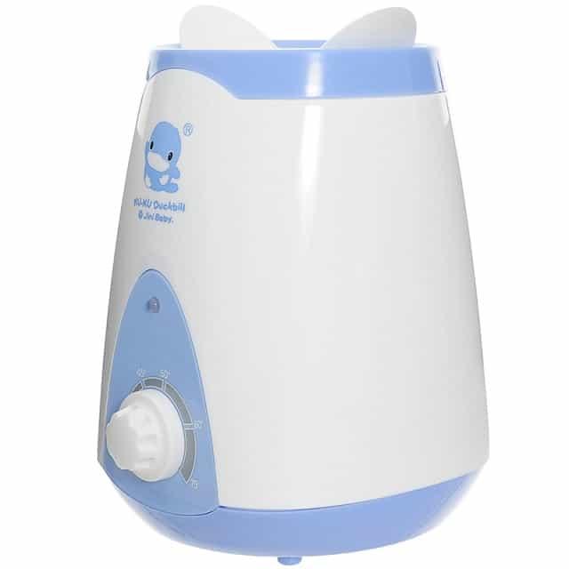 Dòng máy hâm sữa KuKu KU9018 từ Đài Loan