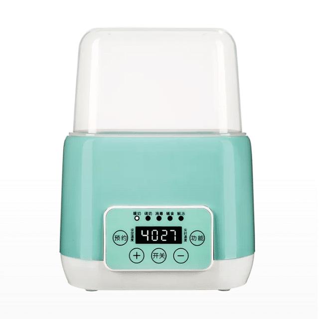 Lựa chọn máy hâm sữa có màn hình LCD hiển thị thông số