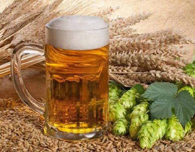 Bia vừa là đồ uống giúp giải khát mà còn có công dụng làm trắng hiệu quả