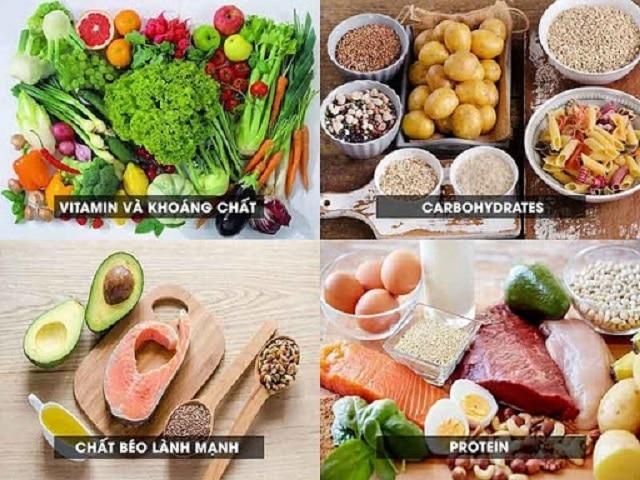 Chế độ dinh dưỡng rất quan trọng trong việc điều trị viêm amidan