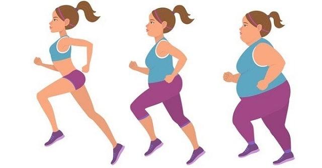 Giảm cân cần có mục tiêu và kế hoạch rõ ràng
