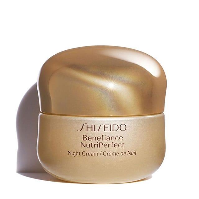 Kem dưỡng da chống lão hóa ban đêm Shiseido Benefiance NutriPerfect Night Cream