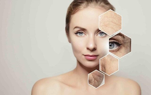 Đối với làn da lão hóa nên lựa chọn sản phẩm có chứa retinol, Ha,collagen