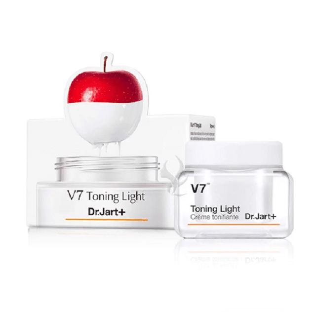 Kem dưỡng da v7 toning light giúp làm trắng da