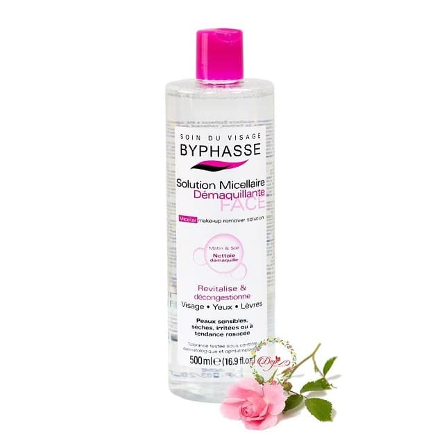 Byphasse Solution Micellaire Face Make–Up Remover