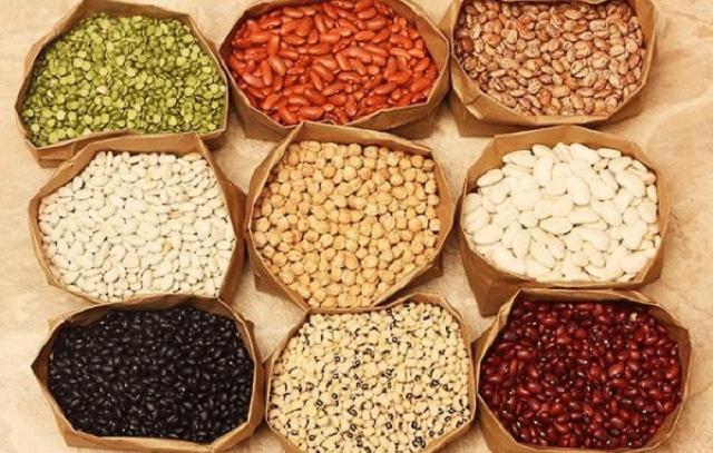 Các loại đậu chứa hàm lượng chất xơ và protein rất dồi dào