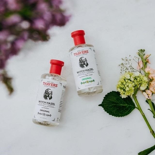 Nước hoa hồng Thayer original giúp cân bằng cho làn da