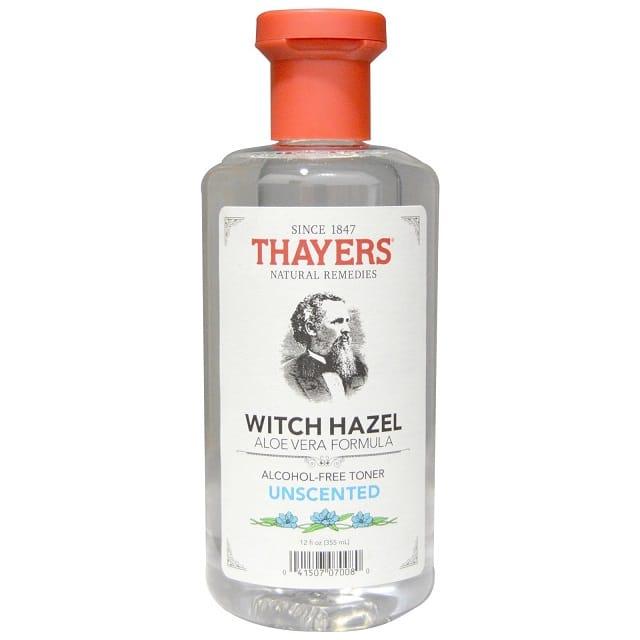 Toner Thayer Unscented không màu không mùi vị được nhiều người yêu thích