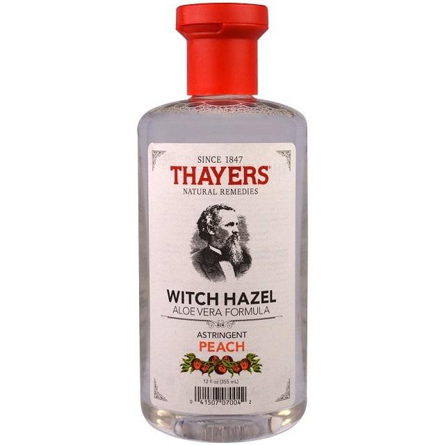 Thayer Peach với hương đào nhẹ nhàng có khả năng kiềm dầu tốt