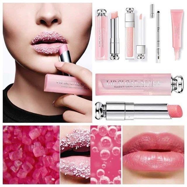 Dior Addict Lip Sugar Scrub Sweet Exfoliating Balm có chất lượng và hiệu quả cao khi sử dụng