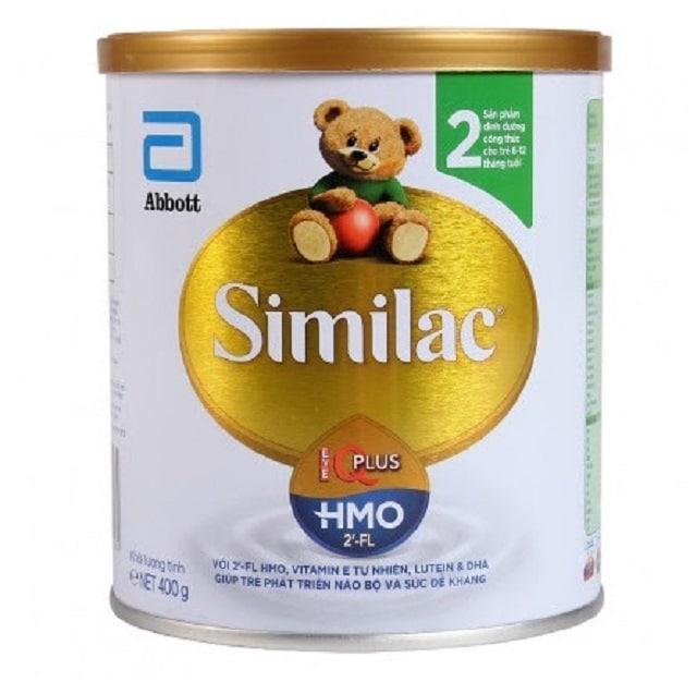 Sữa similac IQ Plus 2 HMO