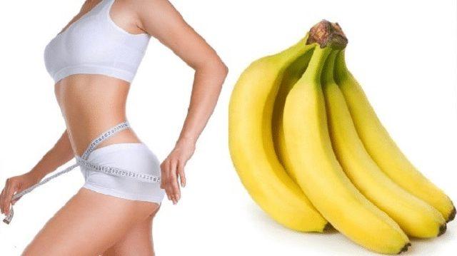 Ăn chuối giảm cân