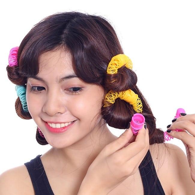 Cách chăm sóc tóc xoăn