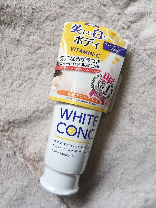 Dưỡng thể White conc