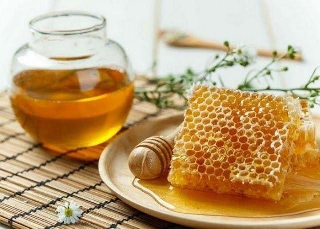 Gảm cân bằng mật ong