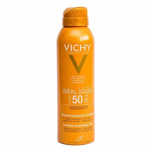 Kem chống nắng Vichy cho da khô