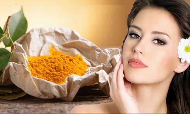 Trong nghệ có chứa rất nhiều hợp chất curcuminoid tốt cho da