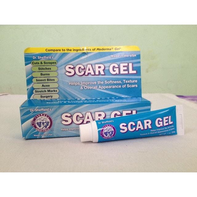 Kem trị sẹo Scar Gel