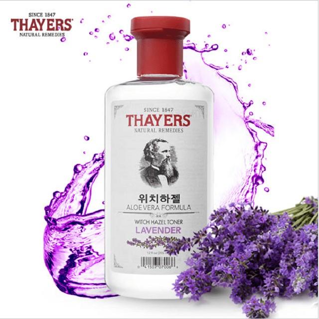 Nước hoa hồng Thayer