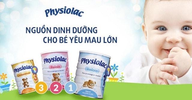 Sữa tăng cân cho trẻ sơ sinh