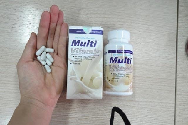 Thuốc tăng cân Multin Vitamin