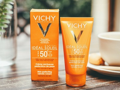 Kem chống nắng Vichy